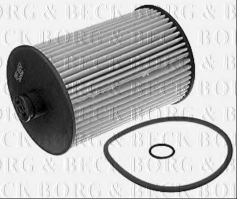 Aluminum Inline Fuel Filter