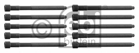 VW 06B 103 385 Cylinder Head Bolt