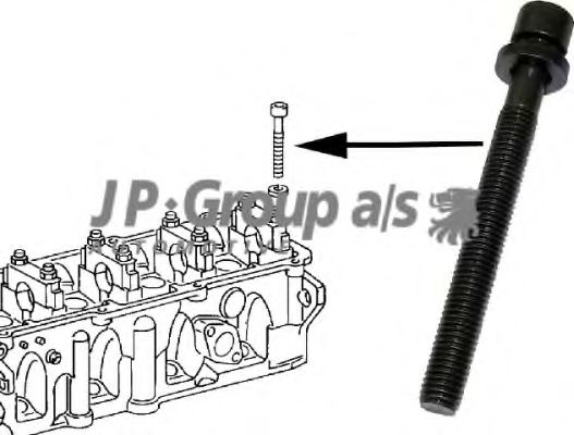 VAG 028103383AN Cylinder Head Bolt