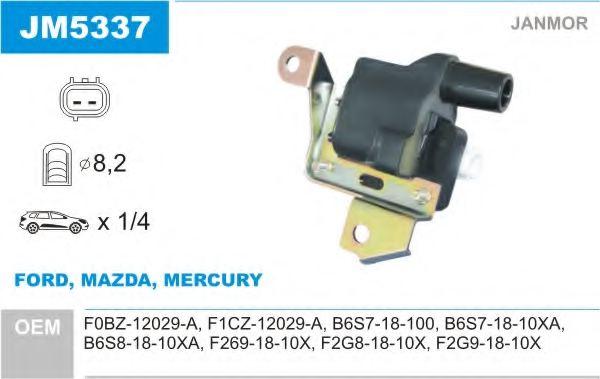 Mazda B6S7-18-10XA Ignition Coil