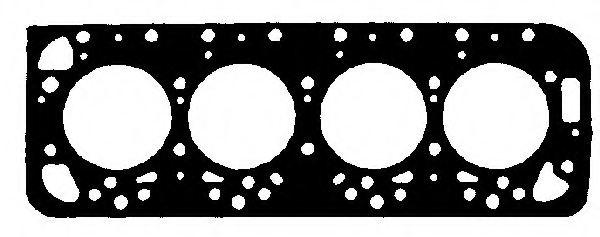 20914,PEUGEOT 209.14 Gasket, Cylinder Head For DAF,FORD