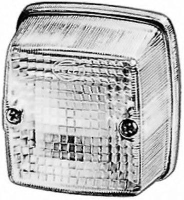 2ZR 964 169-037 HELLA Reverse Light P21W