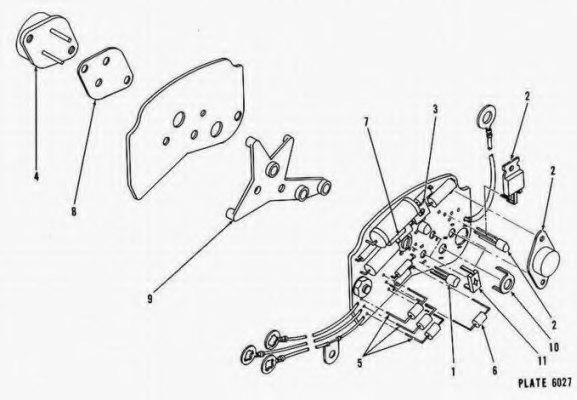 1977524 delco remy 1977524 alternator
