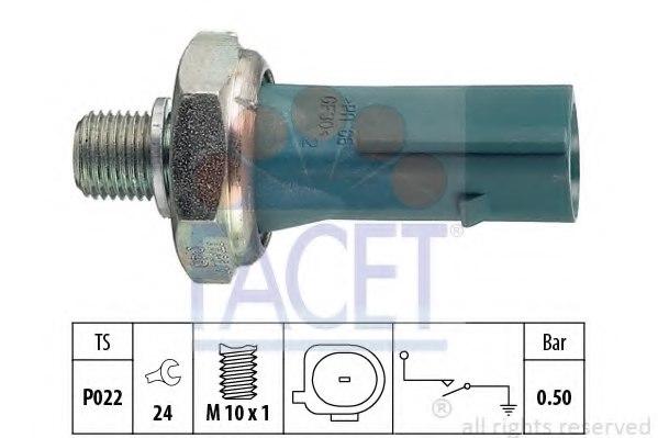 6ZL 003 259-971 HELLA Oil Pressure Switch