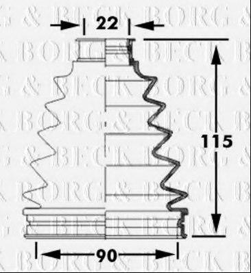 AUTOFREN SEINSA D8395 Drive Elements