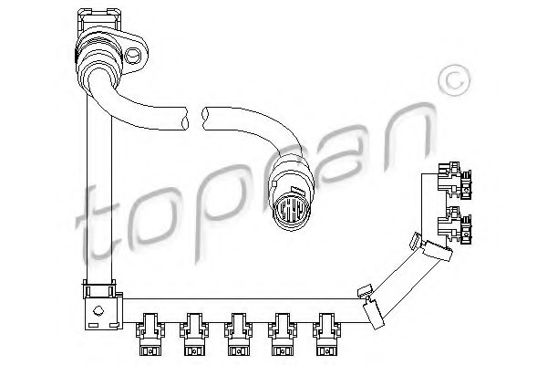 01m927365 vw 01m 927 365 harness for vw