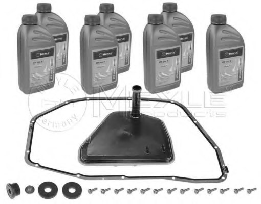 VW 0B6 325 429 Parts Kit, automatic transmission oil change