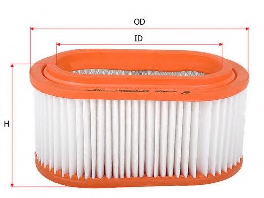 SAKURA Automotive A-28530 Air Filter