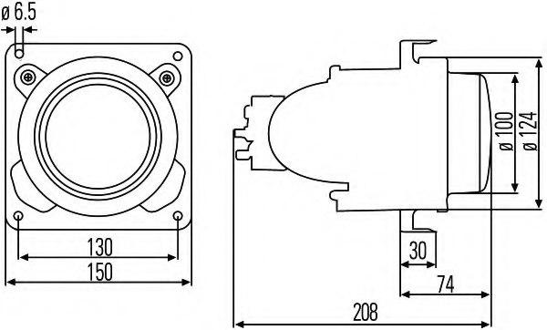 2013-2014 K/&N Oil Filter Chrome Harley Davidson XL 1200 CB 1202cc