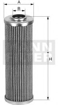 MASSEY FERGUSON 3792287M1 Filter, operating hydraulics