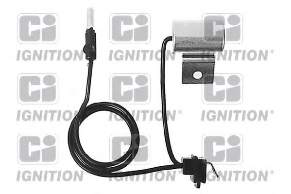 QUINTON HAZELL XCON180 Condenser, ignition