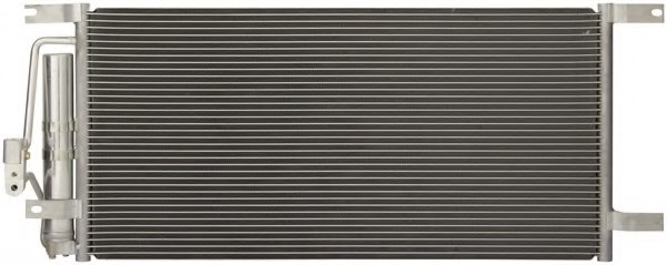ISUZU 10326292 Condenser, air conditioning