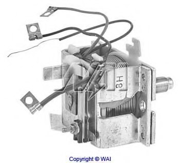EAGLE 10784B Solenoid Switch, starter