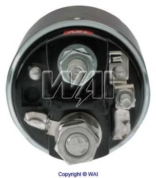PEUGEOT 583079 Solenoid Switch, starter