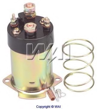 MERCURY 33261 Solenoid Switch, starter