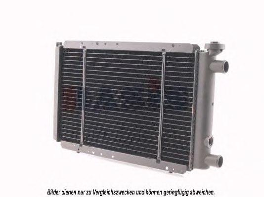 8MK 376 705-781 HELLA Radiator  engine cooling