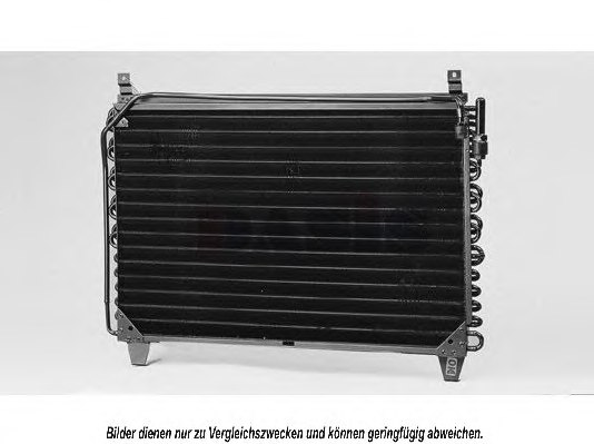 MERCEDES-BENZ A1268301270 Condenser, air conditioning
