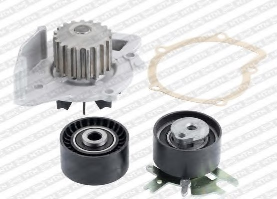 DAYCO KTBWP4550 Timing Belt Kit with Water Pump