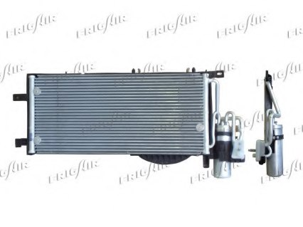 GENERAL MOTORS 13140750 Condenser, air conditioning