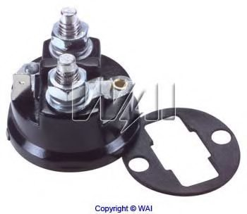 FORD F02U11A177BA Solenoid Switch, starter