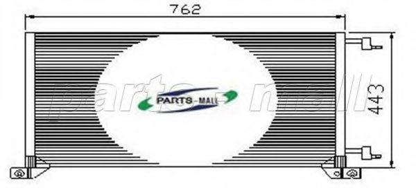 10358952 General Motors 10358952 Condenser Air Conditioning