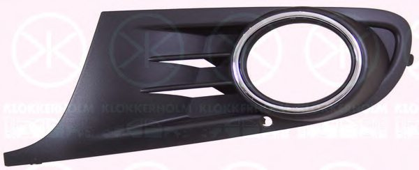 PRASCO VW0382133 Front Grille
