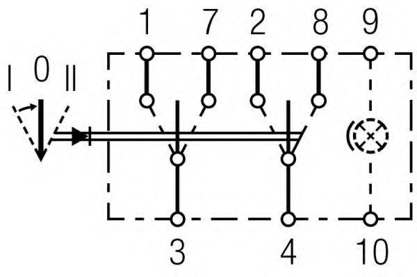 HELLA Switch II+-/>I-0-6RH008948-002