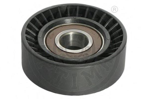 Ribbed Belt Pulley : N s optimal tensioner pulley v ribbed belt for ford volvo