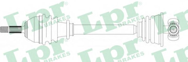 RENAULT TRUCKS 7700272531 Drive Shaft