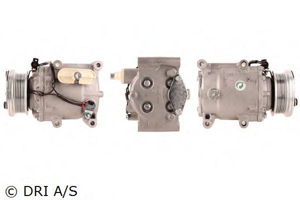 700510071 dri 700510071 compressor air conditioning for ford for Air compressor oil vs motor oil