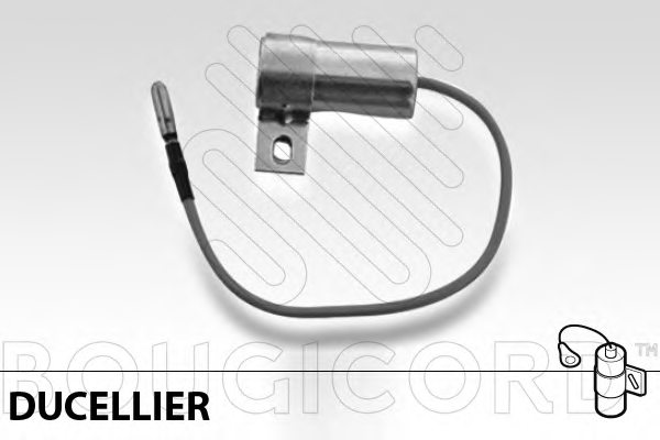ROVER GSC122 Condenser, ignition