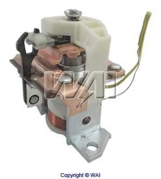 KHD 1298635 Solenoid Switch, starter