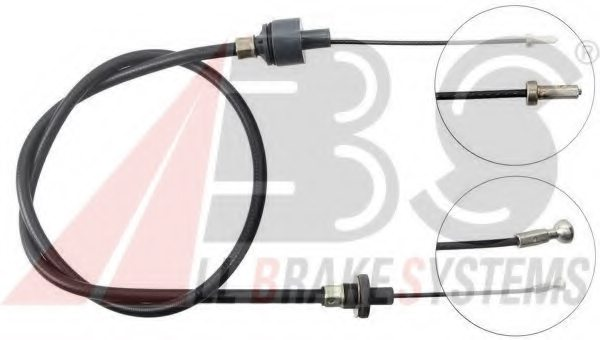 A.B.S. K21520 Clutch Cable