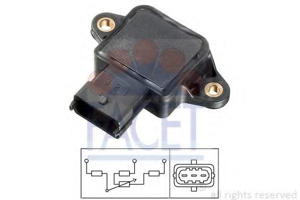 105086 Facet 10 5086 Sensor Throttle Position For Honda