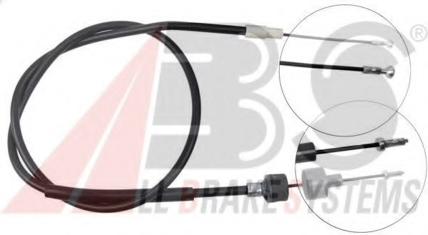FORD 6191795 Clutch Cable