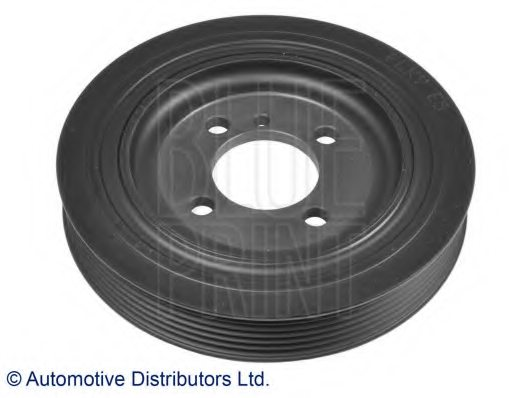 Adg06106 Blue Print Adg06106 Belt Pulley Crankshaft For