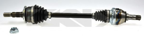 OPEL 374486 Drive Shaft