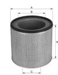 VOLVO 6631321 Air Filter