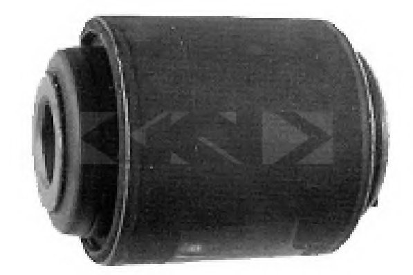 SPIDAN 410099 Control Arm-/Trailing Arm Bush