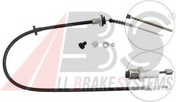 VOLVO 3460736 Clutch Cable