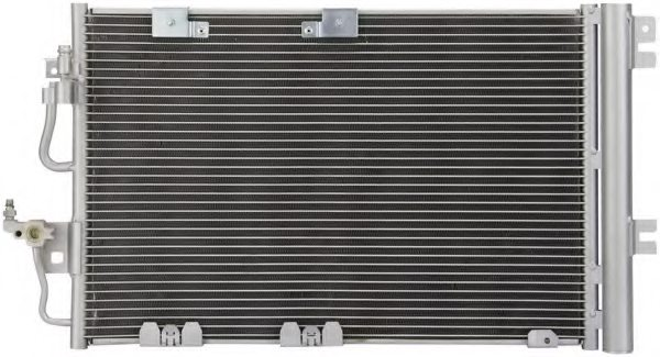 BUICK 93178959 Condenser, air conditioning