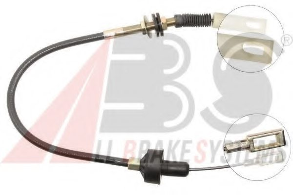 LADA 2108-61602210 Clutch Cable