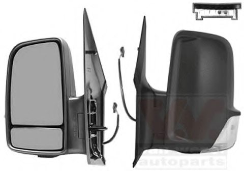 Melchioni 337013420/Cap for Car Mirror