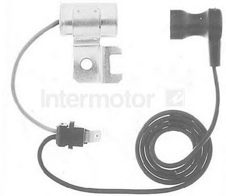 FORD 6128612 Condenser, ignition