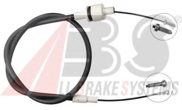 FORD 1629950 Clutch Cable
