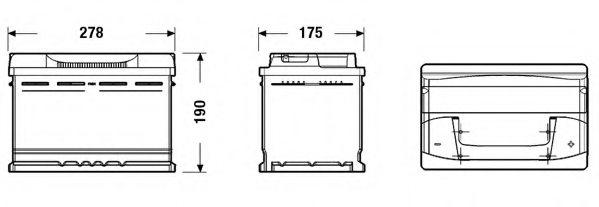 000915105dg vag 000 915 105 dg starter battery for vag. Black Bedroom Furniture Sets. Home Design Ideas