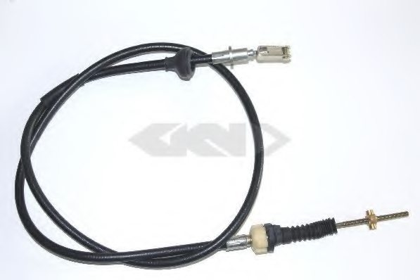 SPIDAN 440357 Clutch Cable