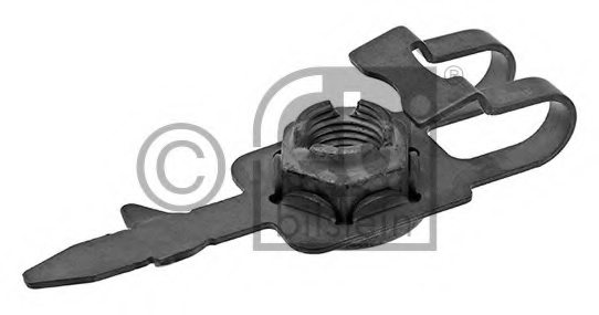 MERCEDES-BENZ 246 990 00 56 Mounting Kit, control lever