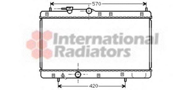 Daihatsu Engine Coolant : F daihatsu radiator engine cooling