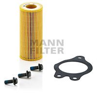MANN-FILTER HU 721 x KIT Hydraulic Filter, automatic transmission